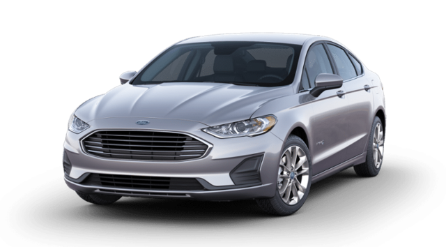 2019 Ford Fusion Hybrid SE 4dr Car For Sale in Clinton Township